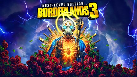 BL3 Next-Level Edition Key Art
