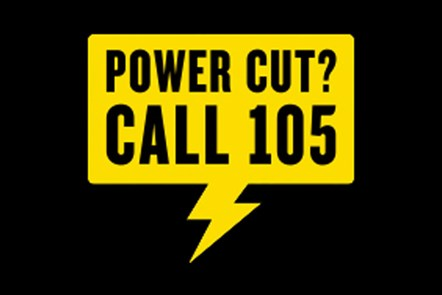 Power cut?: Power Cut? Call 105