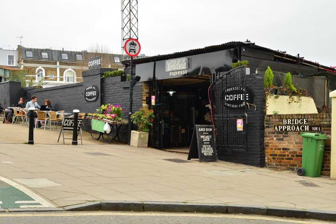 Chloe espresso London (10)