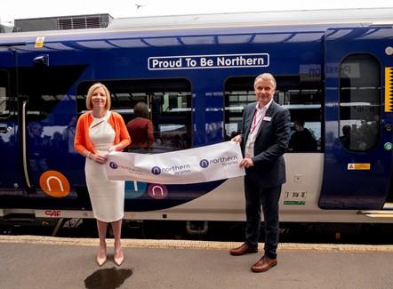 New Train Preston - Man Vic 1-2
