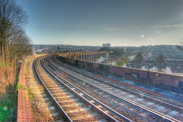 London Road viaduct, Brighton (1)
