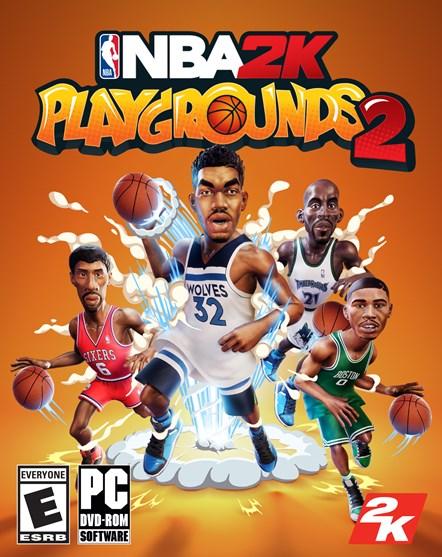 NBA2K PG2 PC FOB (ESRB)