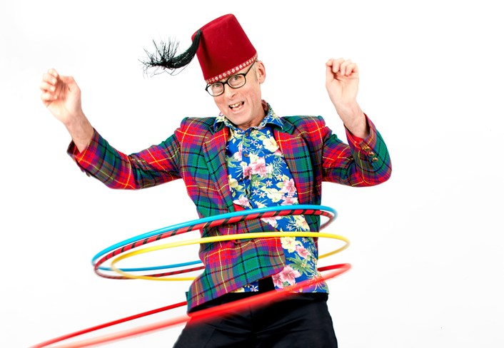 Family friendly show to tour Leeds this summer: Suitcase Pete