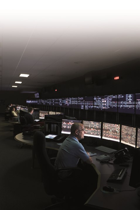 New signalling control centre (Rugby)