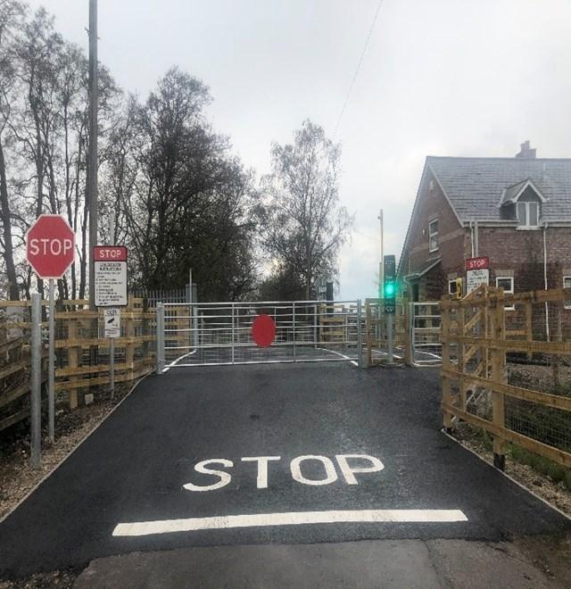 Worlingham Crossing 2