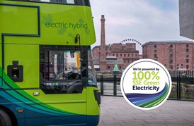Arriva to power UK bus and rail sites with 100% renewable electricity: Arriva powers its buildings and depots in the UK with 100% renewable sources