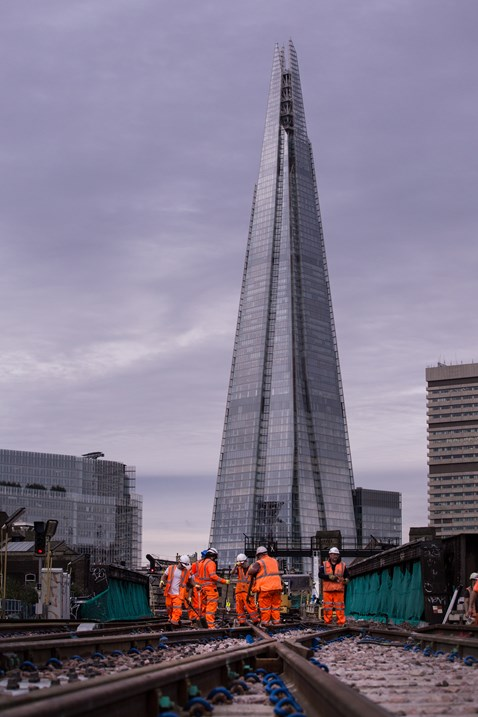 London Bridge August 2015