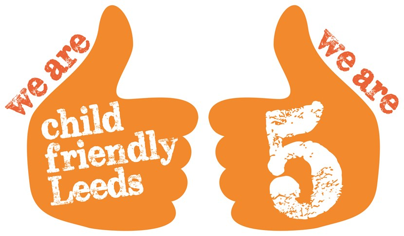 Whole city invited to Child Friendly Leeds Birthday Bonanza: cfl5logo.jpg