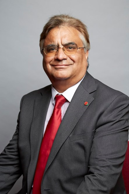 Satnam Gill, Executive Member for Finance and Performance