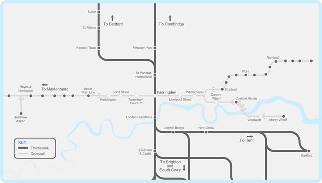 Farringdon - the heart of London