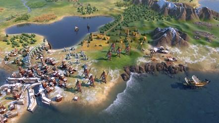 Civilization VI - New Frontier Pass - Maya & Gran Colombia Pack - Hul'che