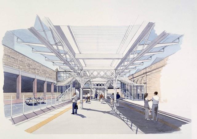 Waverley - Platforms 8&9