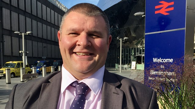Central route director to put passengers first in West Midlands and Chiltern areas: Dave Penney, Central route director-2