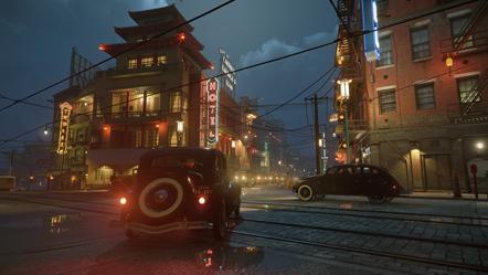 Mafia DE - Night Drive