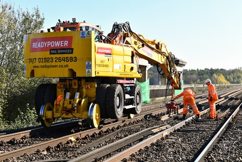 Brighton Mainline Upgrade Ouse Valley Oct 10  (18)
