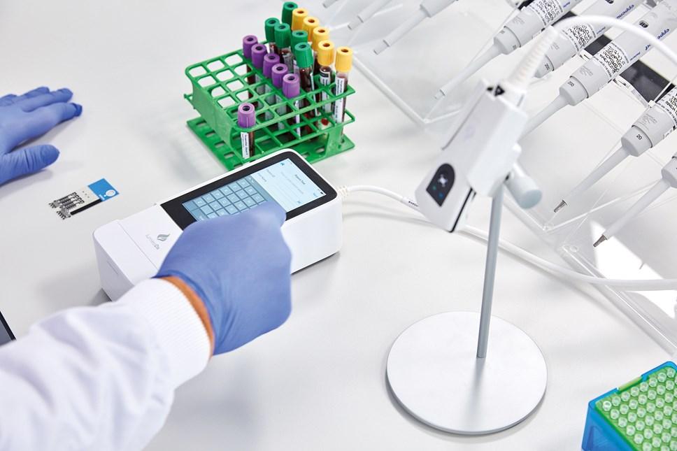 LumiraDx Platform in R&D