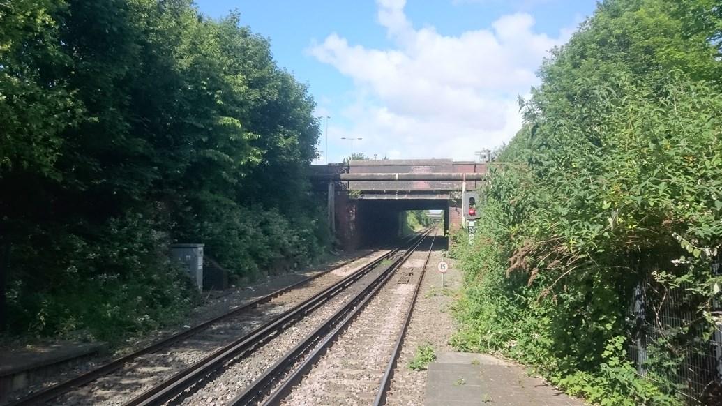 Bridge upgrades to affect Northern line trains in Liverpool: Woolton Road Bridge