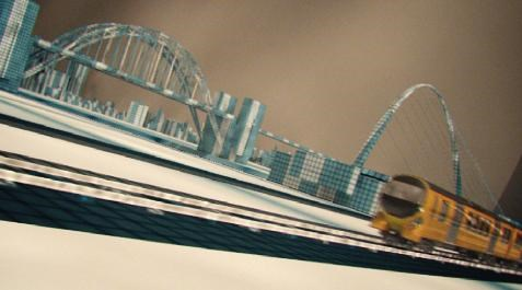 Northern Hub animation screengrab