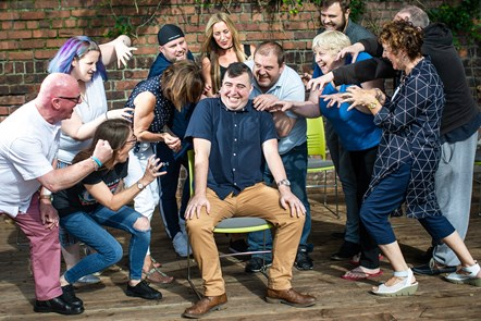 Bootle Life Rooms Acting Up drama group (12)