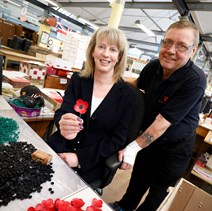 Social care for veterans: Poppy Scotland-6