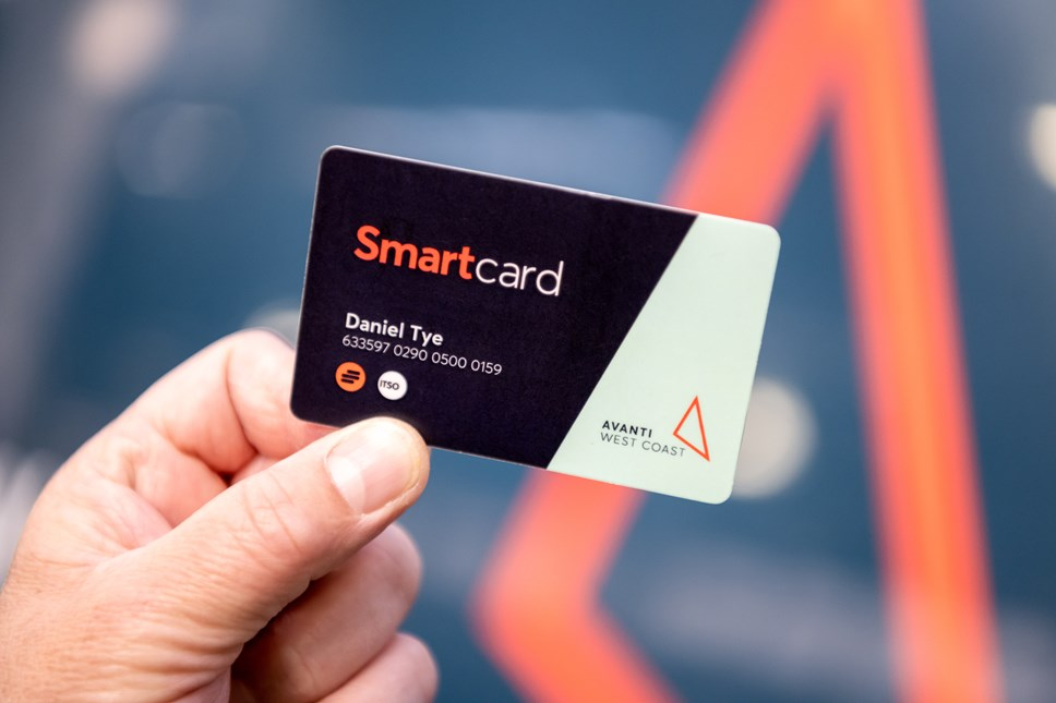 Avanti West Coast launch smartcard - image 4