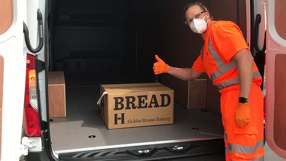 Signallers in Bristol help deliver 500 meals a week to those most in need of support: Network Rail signallers have helped deliver 500 meals a week in Bristol