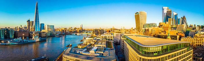 London's venues open their virtual doors for event planners: London skyline