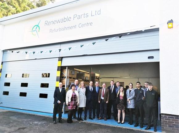 Argyll renewables firm expands: Renewable parts ltd