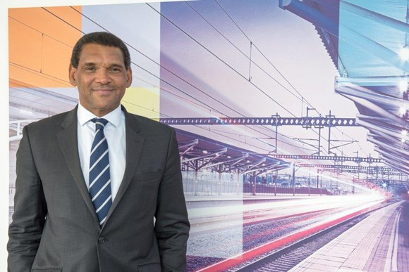 David Waboso, managing  director, Digital Railway