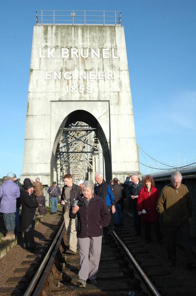 Celebrating Royal Albert Bridge's 150th year: RAB 150th year