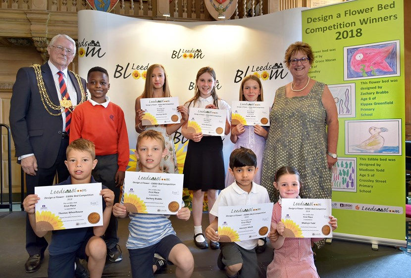 Green fingered youngsters celebrated in this year's Leeds in Bloom awards : dsc-6756a.jpg