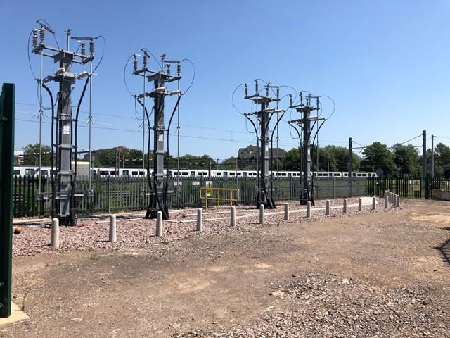 Substation in Bedford