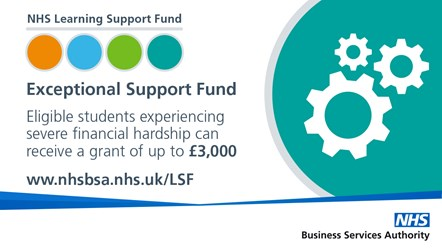 NHS LSF - Tweets (2)-ESF: Applications are now open for the NHS Learning Support Fund