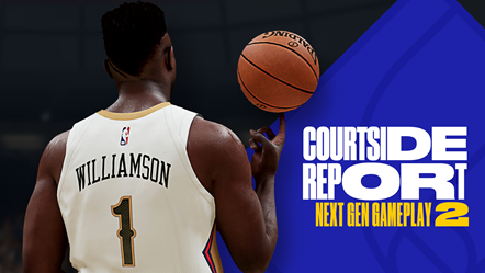 NBA 2K21 NG Courtside Report 2