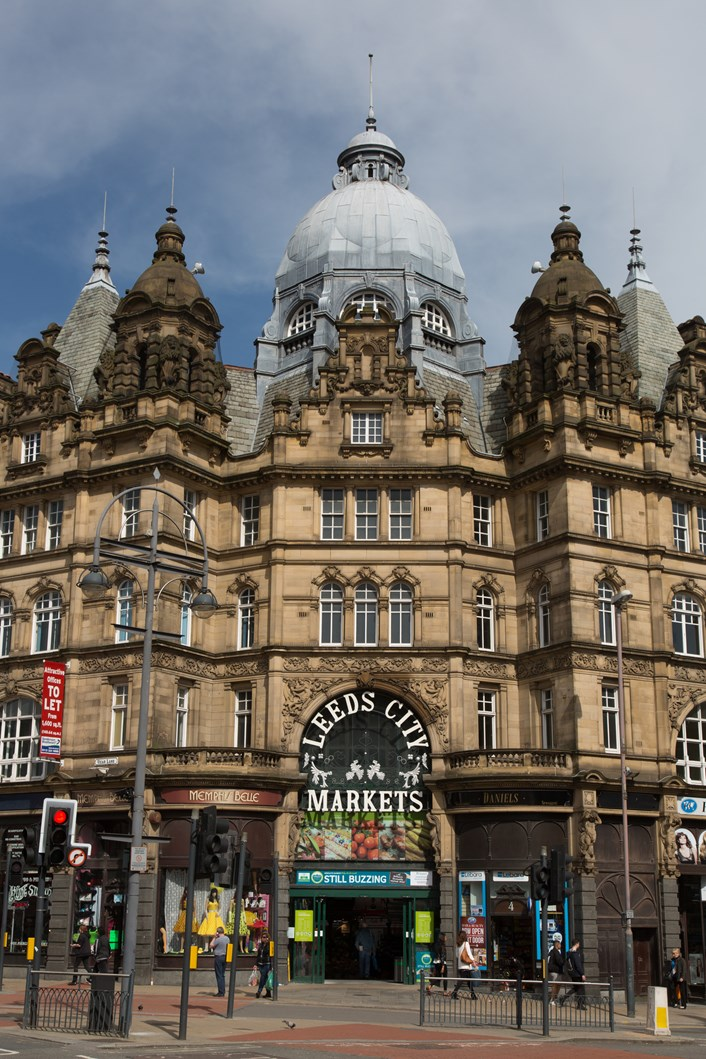 Leeds Outdoor Market to reopen next week: Market