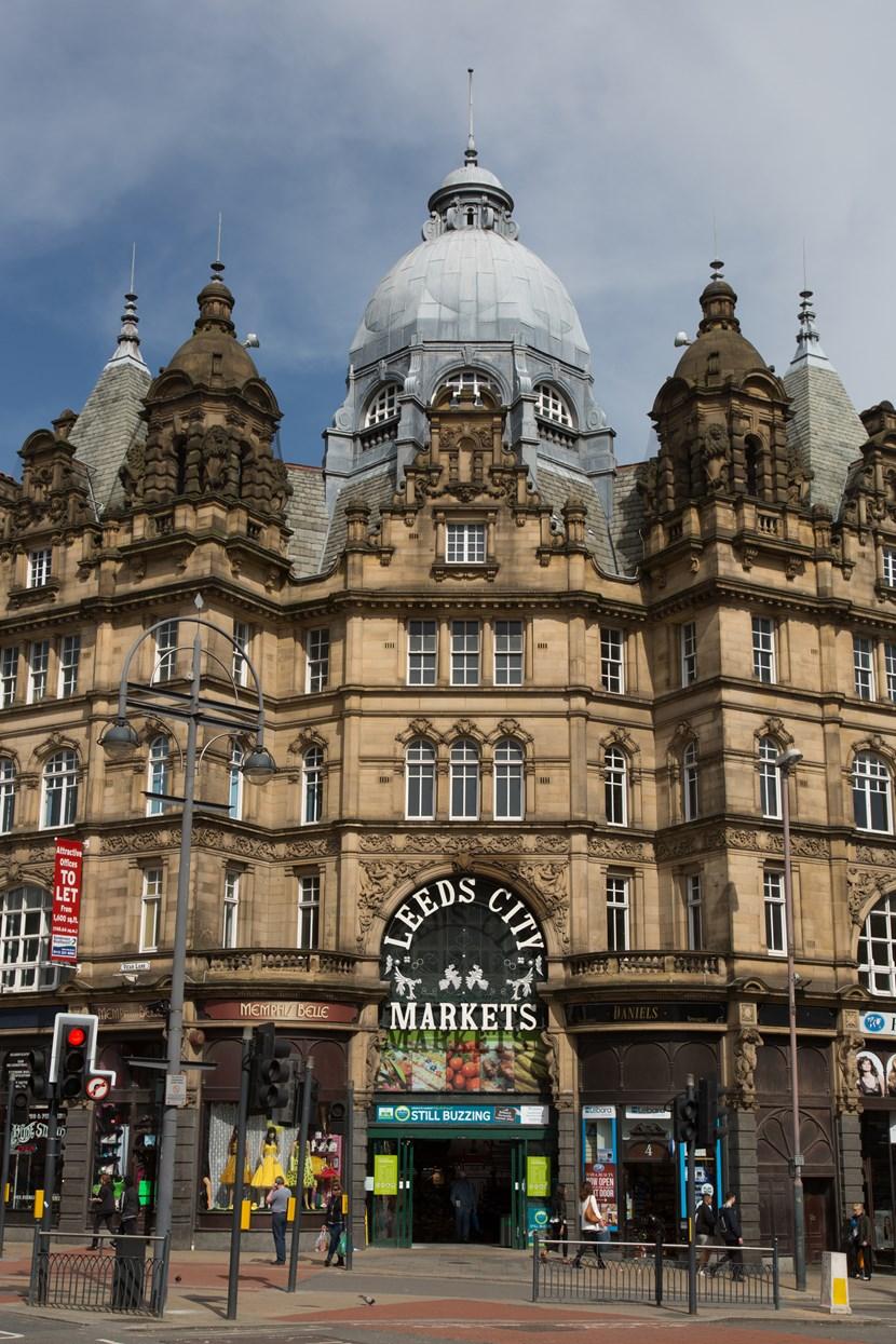 Leeds Outdoor Market to reopen next week: Market