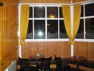 Stalybridge buffet bar - new conservatory interior