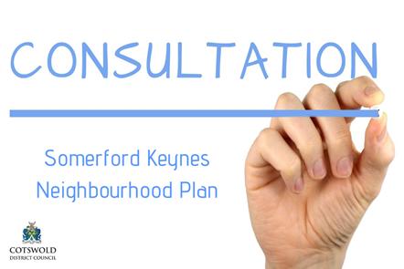 Somerford Keynes Consultation