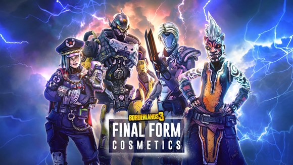 Final Form Key Art