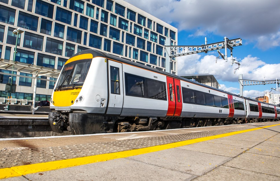 Extra trains arrive for Transport for Wales: Class 170 in Cardiff