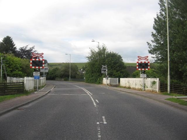 Dingwall level crossing upgrades rescheduled: Dingwall LX 1