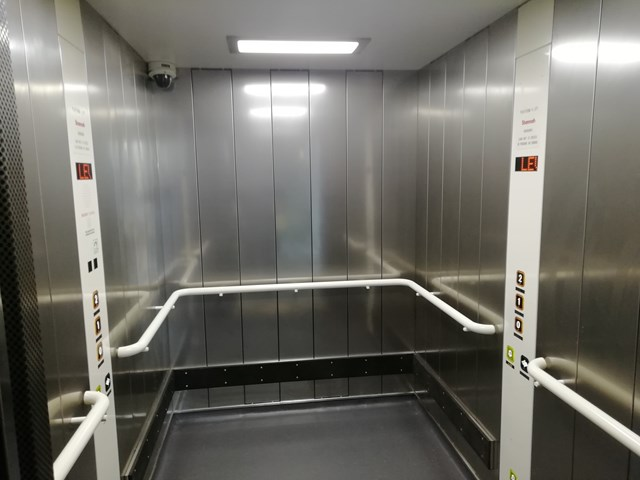 Lift Off - Network Rail completes major revamp of lifts at Luton Airport Parkway station: Lift Off - Network Rail completes major revamp of lifts at Luton Airport Parkway station, photo credit: Govia Thameslink Railway
