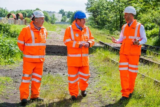 Levenmouth rail link plans unveiled: KK GD TM