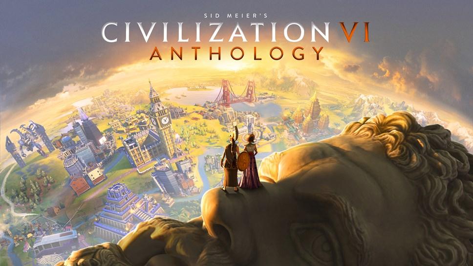 Civilization VI Anthology Key Art