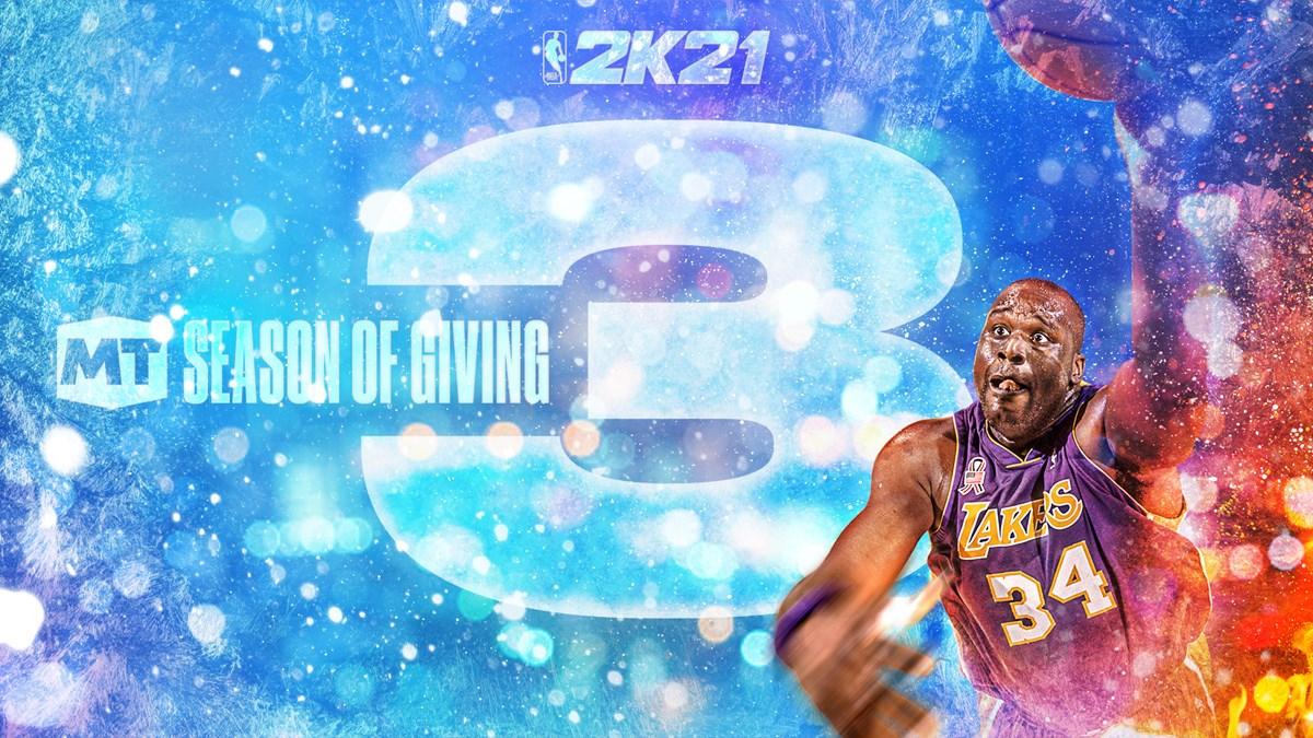 NBA 2K21 MyTEAM Season 3 Cover 1920x1080