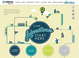 80 apprentices to start an early career adventure with Arriva: 80 apprentices to start an early career adventure with Arriva