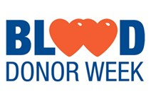 Blood Donor Week - logo