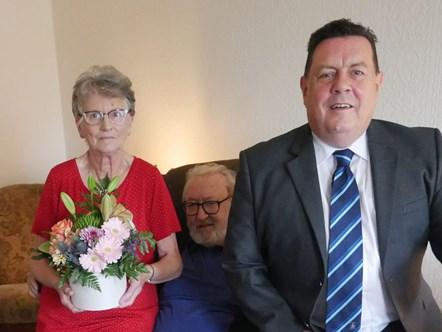 Mr & Mrs Gordon GW 24.9.21 1