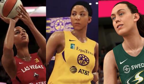 NBA2K20 Welcome To The WNBA Trailer (ESRB)