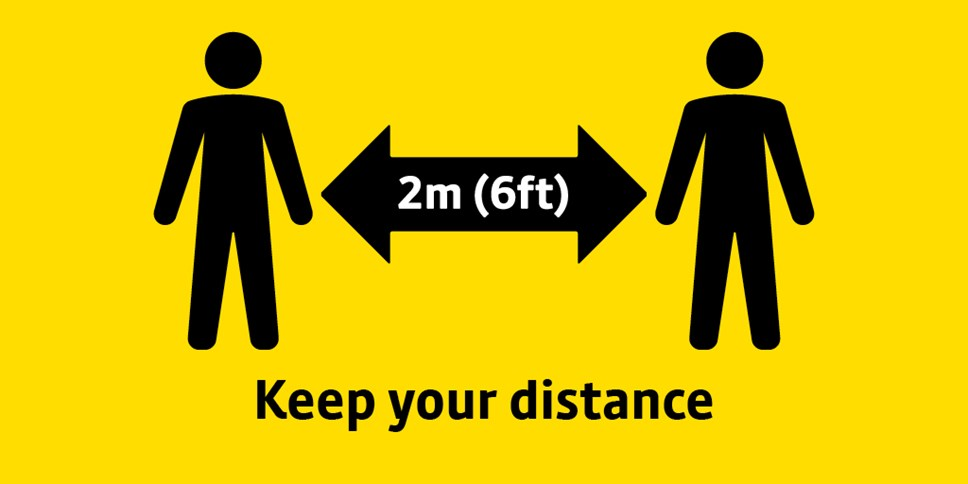 Campaign encourages passengers to stay safe on necessary journeys: 20-0337 Covid-19 guidance for Twitter2